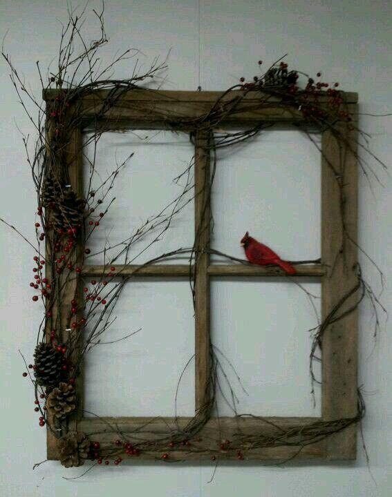 old window | 1000 life hacks | Pinterest | Window, Craft and Window ...