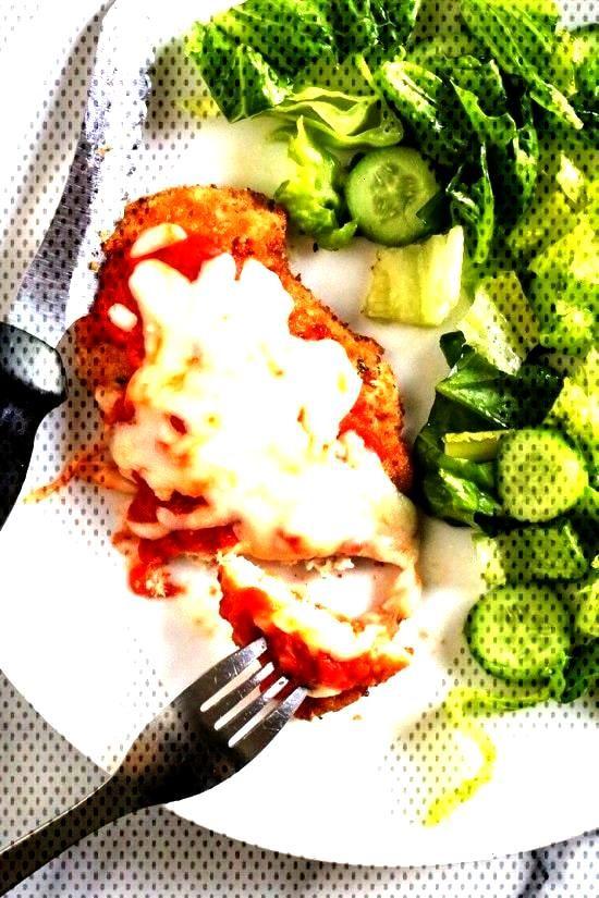 Air Fryer Chicken Parmesan Recipe | SkinnytasteAir Fryer Chicken Parmesan Recipe | SkinnytasteAir F