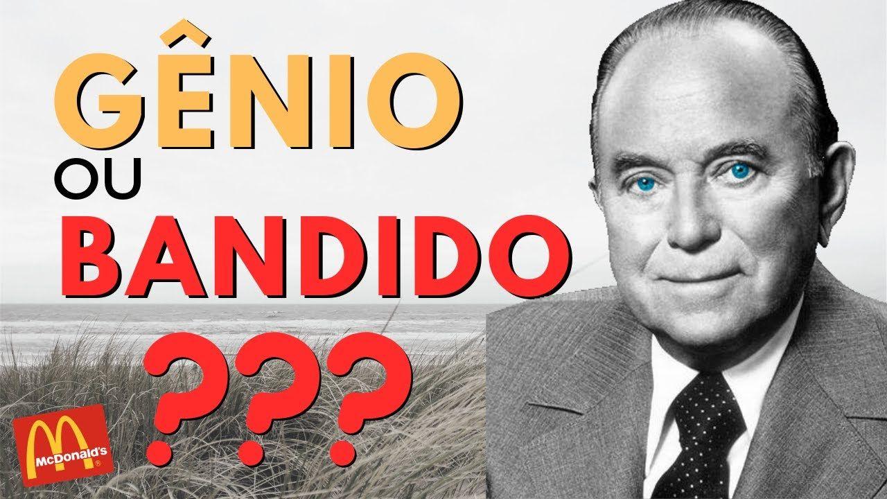 A Historia Do Mcdonald S Historia De Ray Kroc Historias De