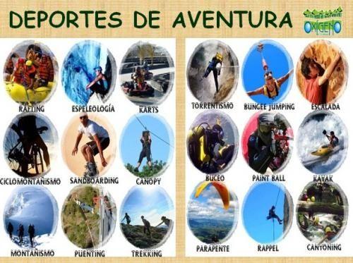 24 Ideas De Deporte Aventura Deportes De Aventura Aventura Deportes