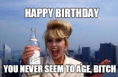 Happy Birthday Meme Happybirthday Memes For Her Happybirthday