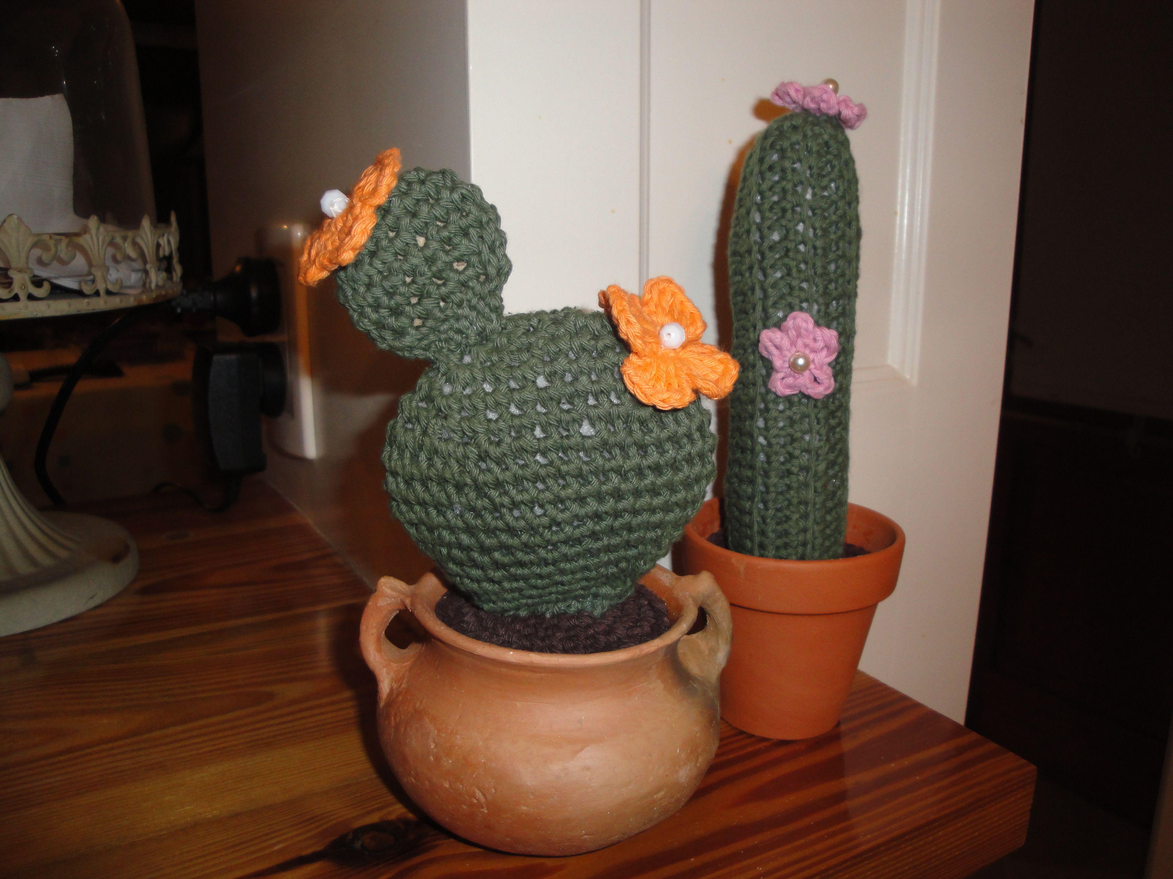 Amigurumi Cactus Tejido A Crochet Regalo Original : Made with this pattern besenseless spot