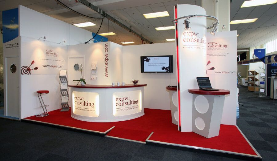 Exhibition Stand Hire : Furniture hire exhibition hire custom stands audio visual hire