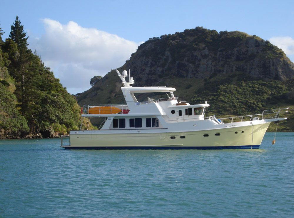 Selene Trawler 56 He Would Be Thrilled With This Liveaboard
