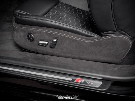 Photo of Neidfaktor Audi A5内装カスタム