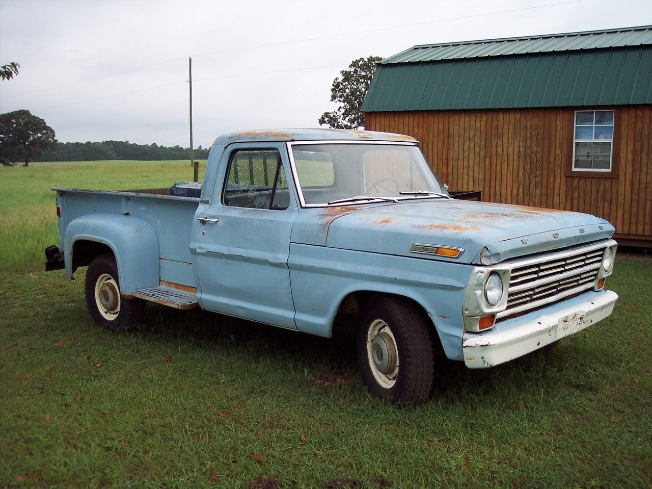 1968 Ford Stepside Previous post stated the following: \