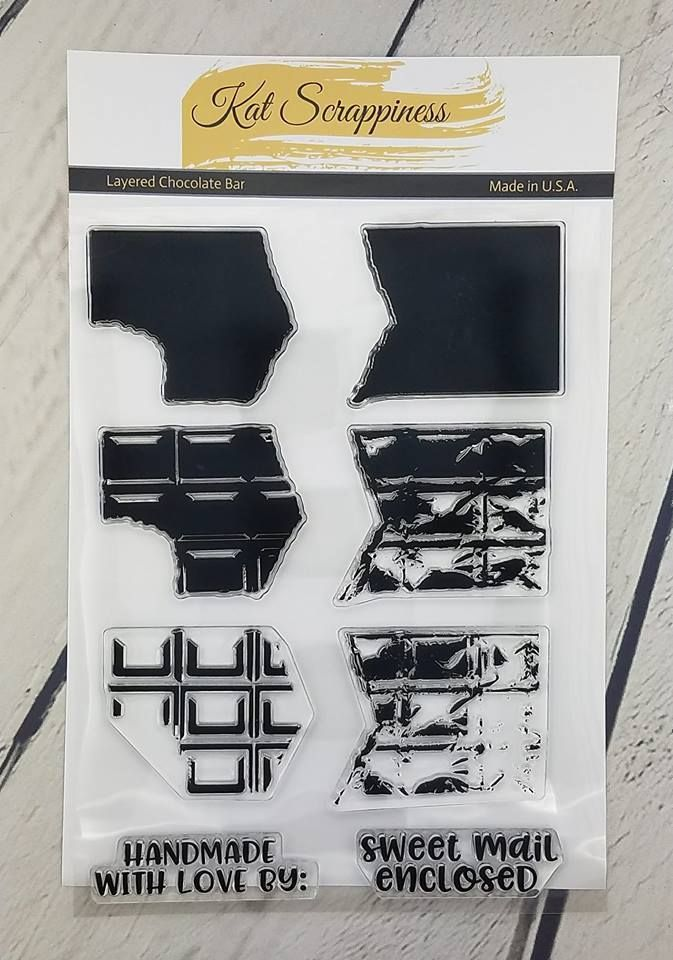 Viva Decor Qualit/äts-Silikonstempel 14x18cm Texte I