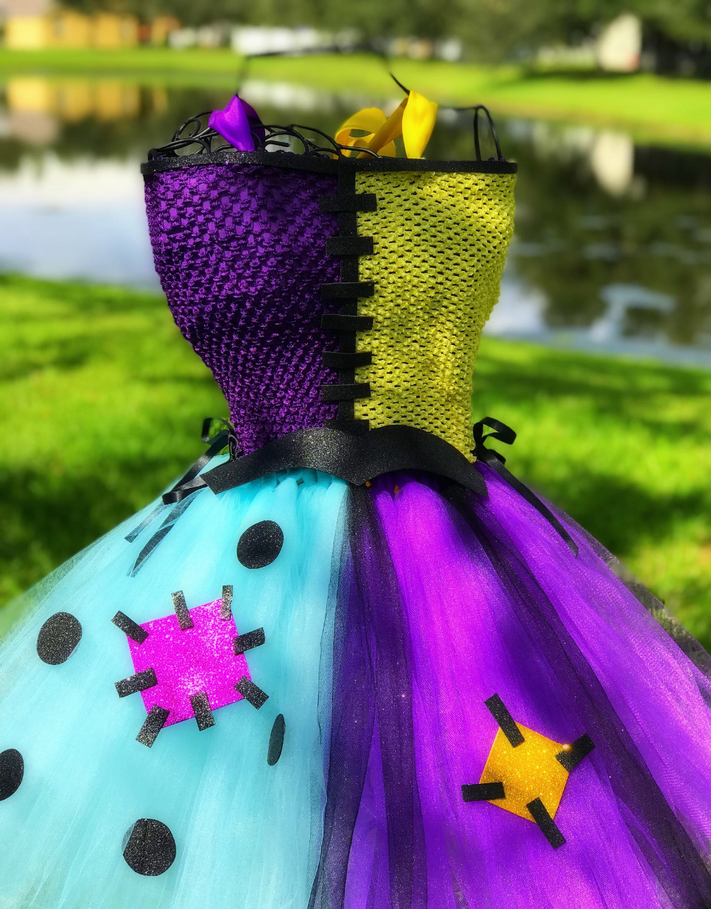 Nightmare Sally Tutu Dress