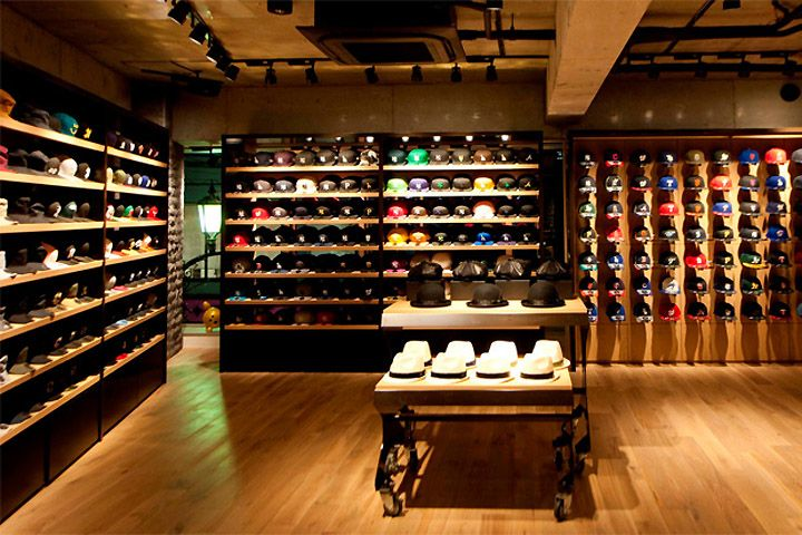 New Era flagship store f1ba076777f