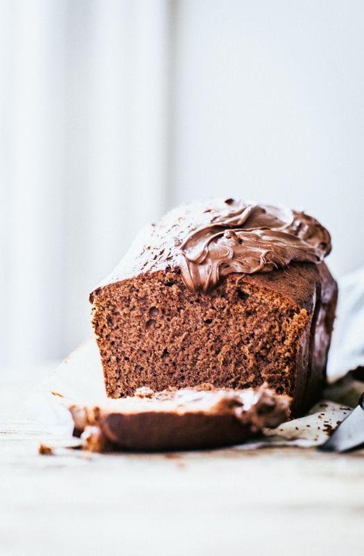Żadne brownie. Murzynek (With images)   Eat dessert ...