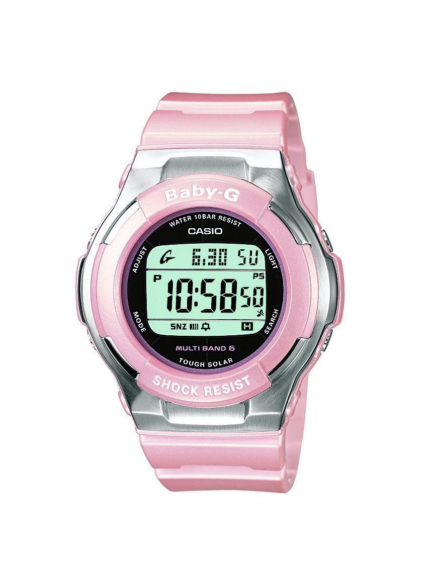 Casio Baby-G Tough Solar Radio-controlled Multiband 6 BGD-1300-4JF Women's Watch Japan Import: http://watches.cybermarket24.com/casio-baby-g-tough-solar-radio-controlled-multiband-6-bgd-1300-4jf-womens-watch-japan-import/