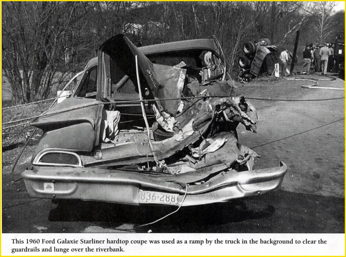 Classic Car Wrecks Dont You Just Love A Good Smash Up | Old car ...