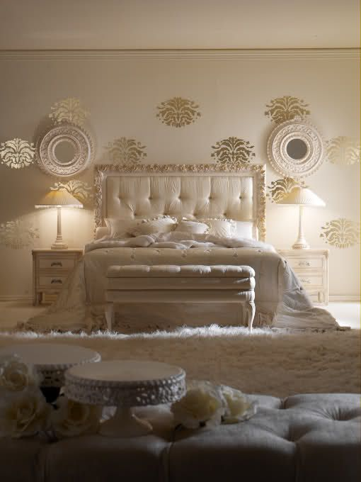 Monochromatic Bedroom Home Decor Bedroom Shabby Bedroom