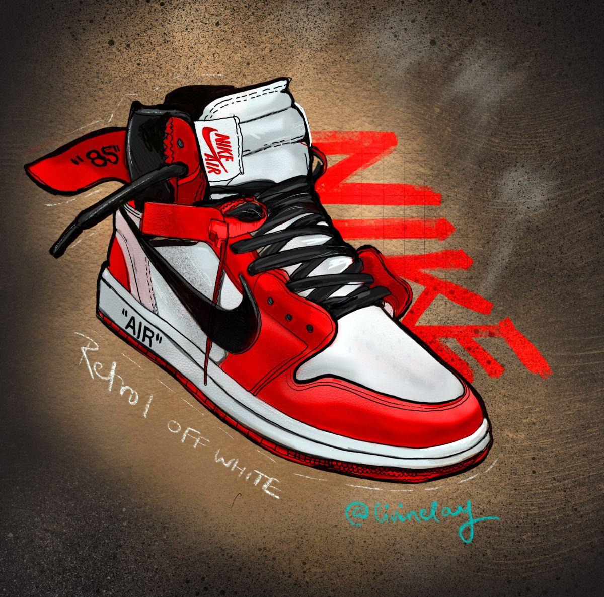 Favorite Sneakers Air Jordans Retro Sneakers Wallpaper Nike Art