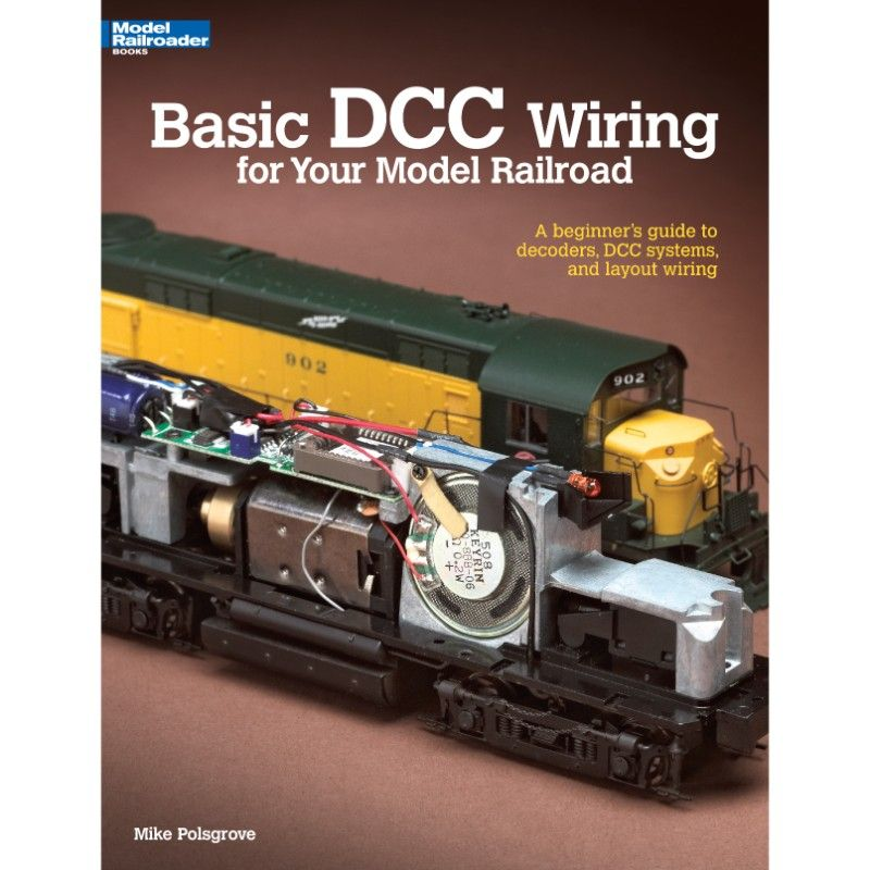 Basic Dcc Wiring For Your Model Railroad By Mike Polsgrove Model Train Layouts Model Trains Train Layouts