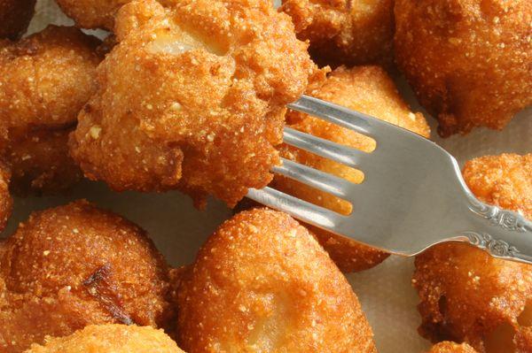 Southern Hush Puppies Recipe Hush Puppies Recipe Food Recipes