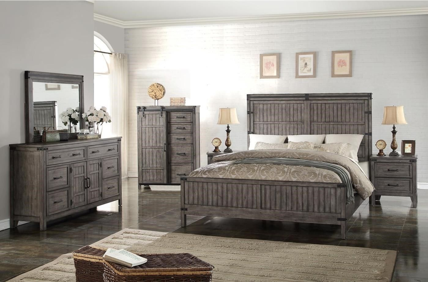 Storehouse Collection King Bedroom Group By Legends Furniture King Bedroom Sets Furniture Hudson Furniture