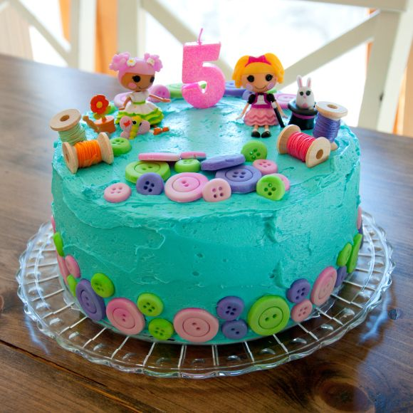 Incredible Lalaloopsy Birthday Cake Fiesta De Lalaloopsy Pastel Decorado Personalised Birthday Cards Rectzonderlifede