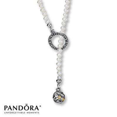 Pandora Tied Together Necklace