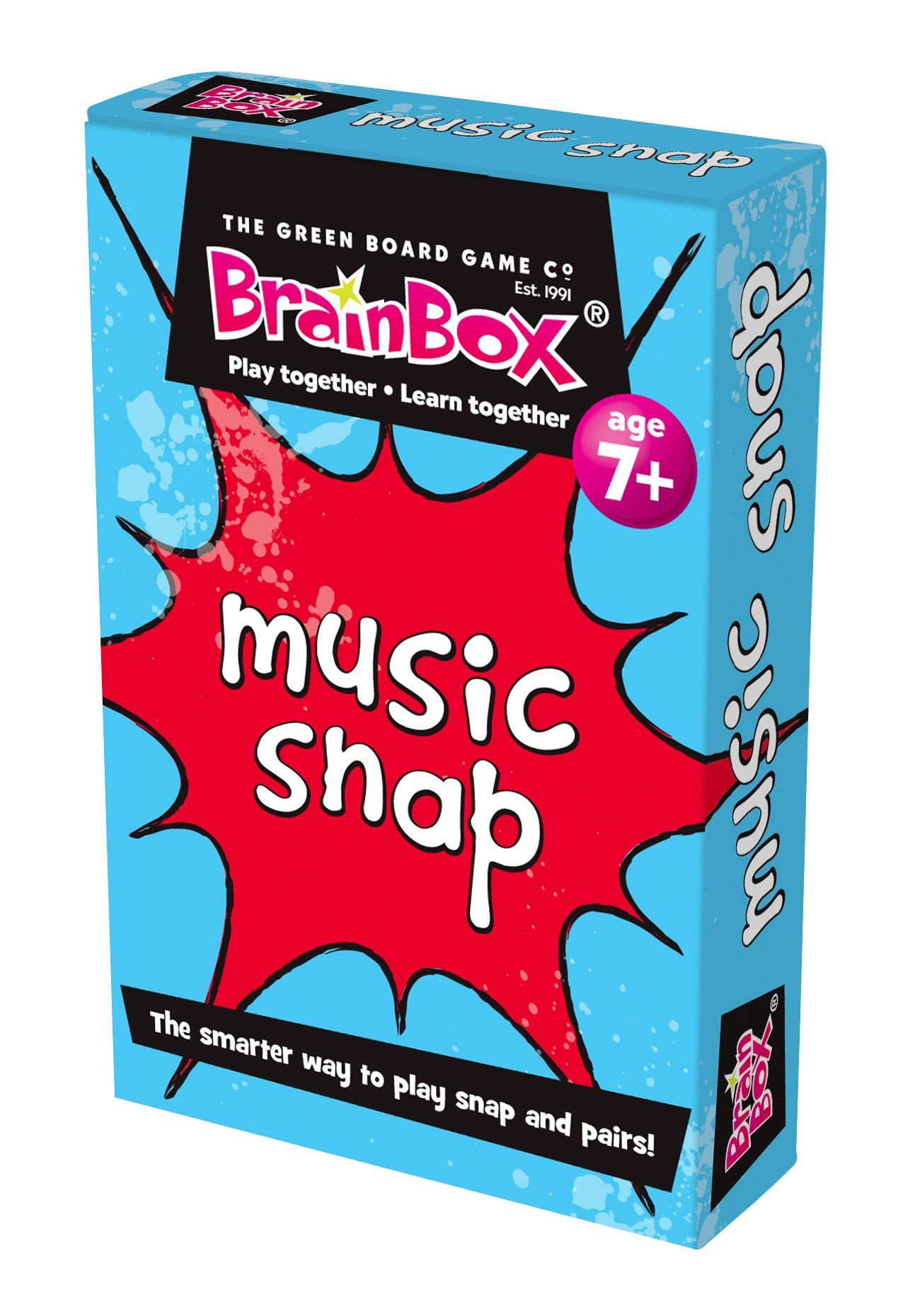 Music Snap Music Snap By The Green Board Game Co 16