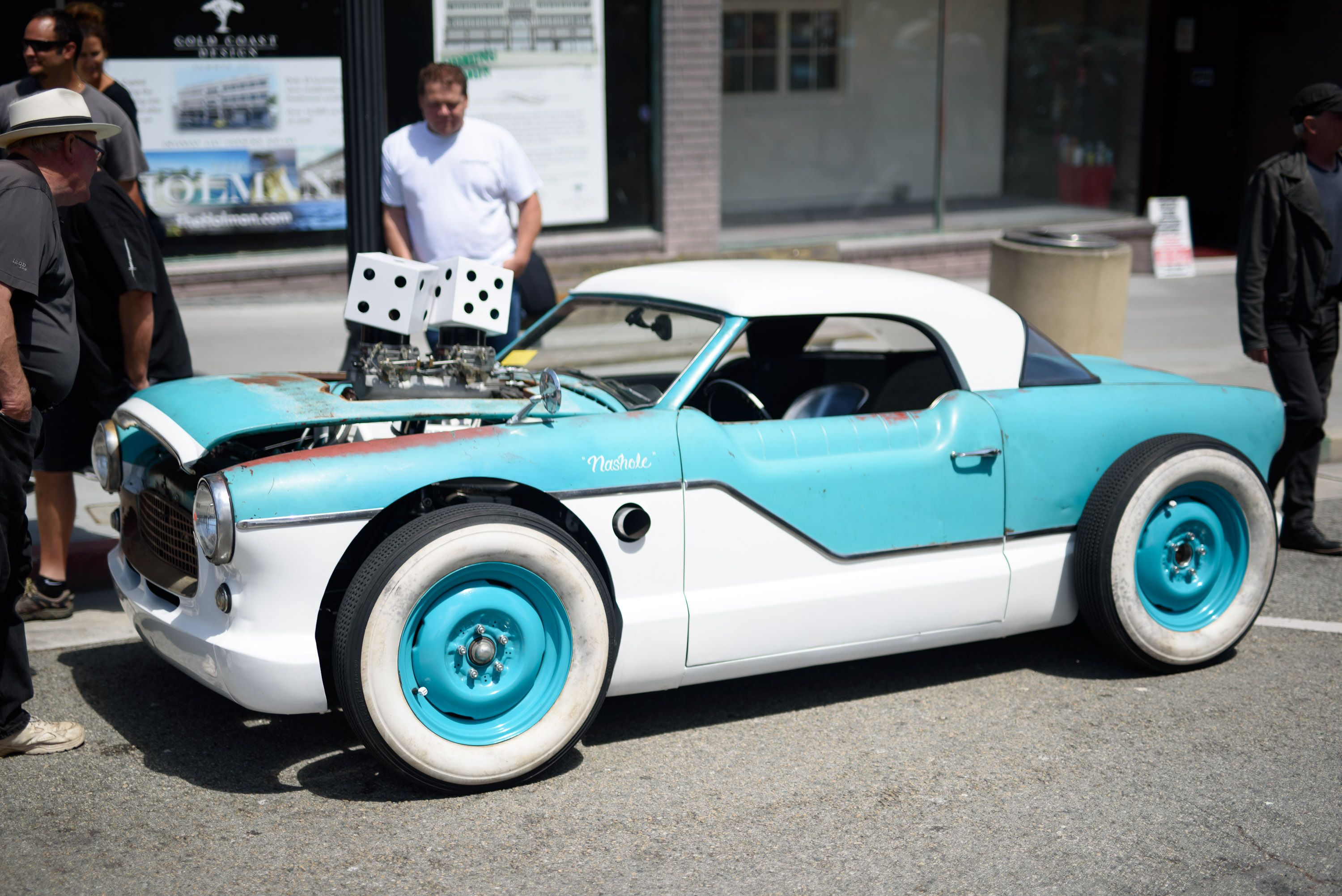 The Little Car Show is full of Quirky Cars   Classic Cars