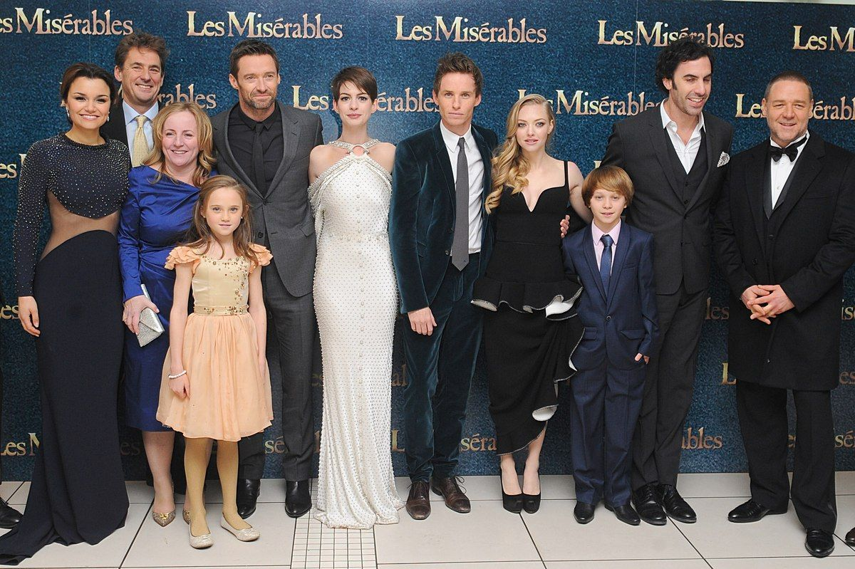 My Son, 'Les Miz,' and Me | at home with kids | Les