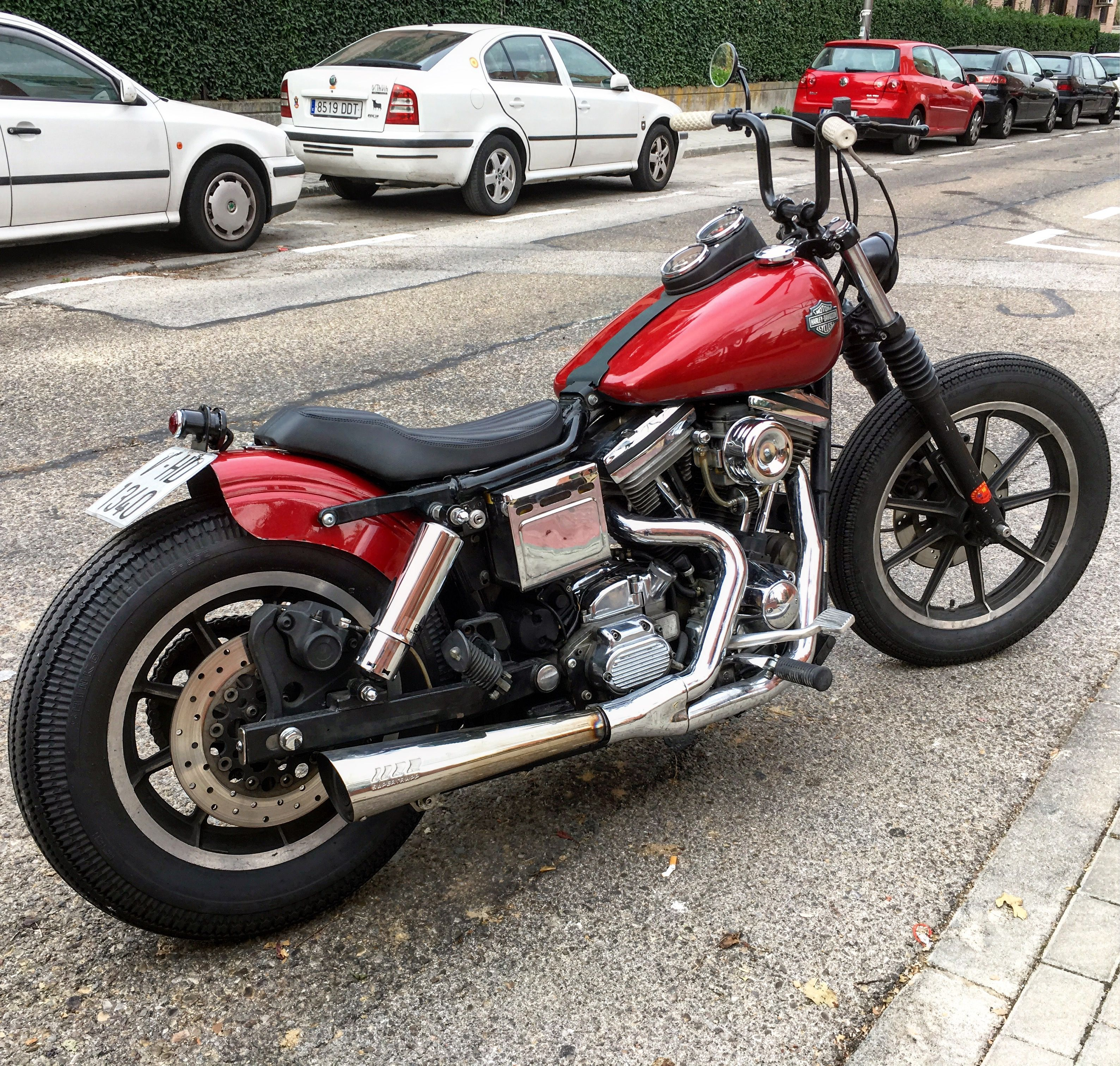 Pin By Giacomo Feltre On Dynas Harley Davidson Dyna Harley Davidson Dyna Super Glide Harley Davidson Bikes