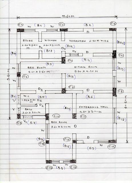 Civil At Work How To Calculate Concrete Quantity For Beam In 2020 Concrete Concrete Design Small House Design Architecture