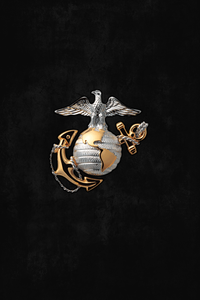 Marine Corps Marine Corps Iphone Wallpaper By Thewill Things I