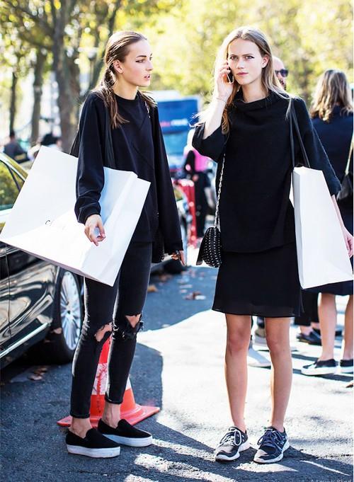 Models street