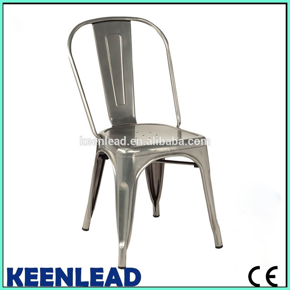 Gewaltig Esszimmerstühle Metall Foto Von Verzinktem Stuhl - Verzinkt Metall-stuhl : Verschaffen