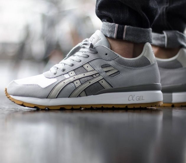 Asics GT-II - Light Grey / Off White