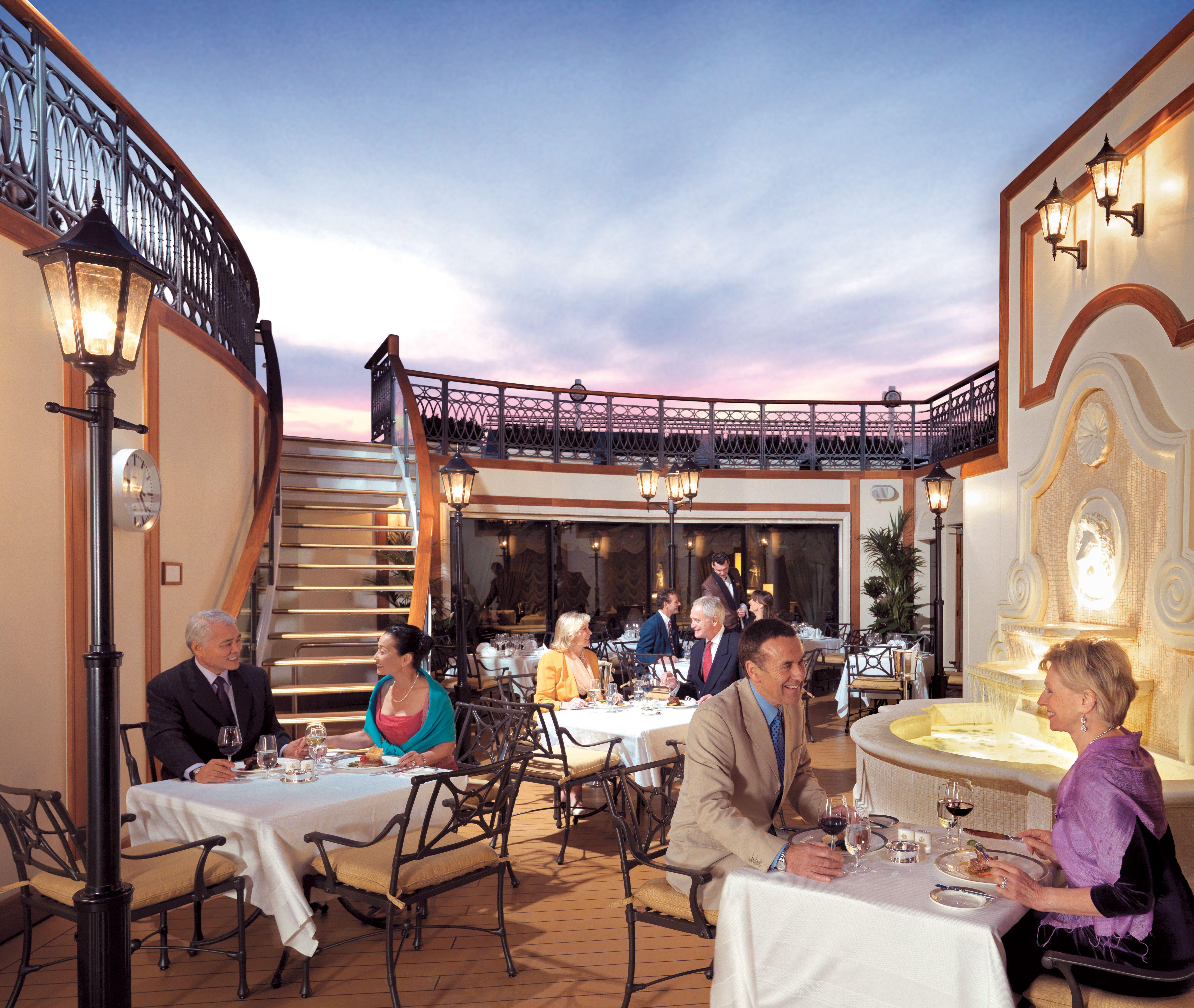Dream Vacations, Luxury Cruise, Cruise