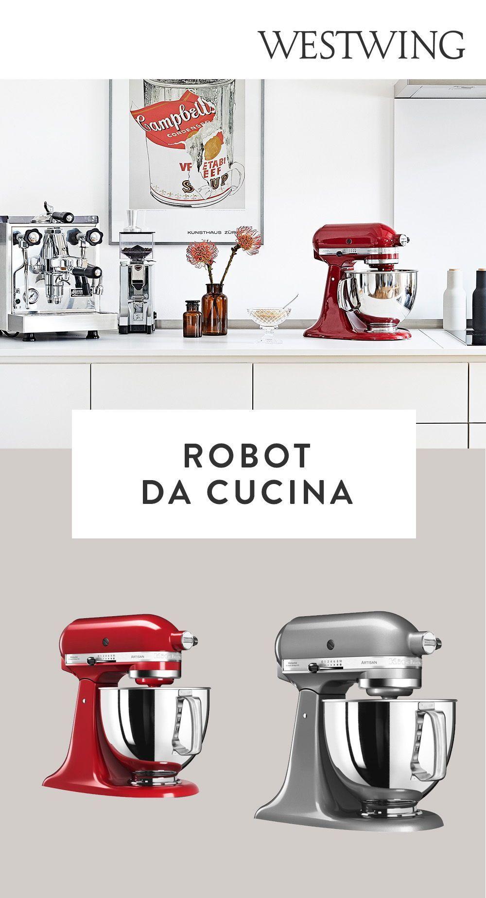 Robot Da Cucina Artisan Westwingnow Robot Da Cucina Robot Cucine