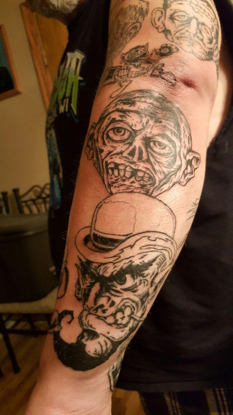27++ Best Rob zombie tattoo ideas ideas