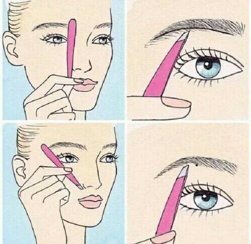 How to get your brows on point