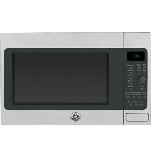 Ge Profile Series 1 5 Cu Ft Microwave Convection Oven Peb 9159 Sfss 729 List Price Microwave Convection Oven Countertop Microwave Microwave Toaster