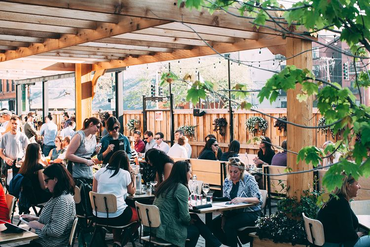 Best Chicago Patios In Fall Places For Alfresco Drinks