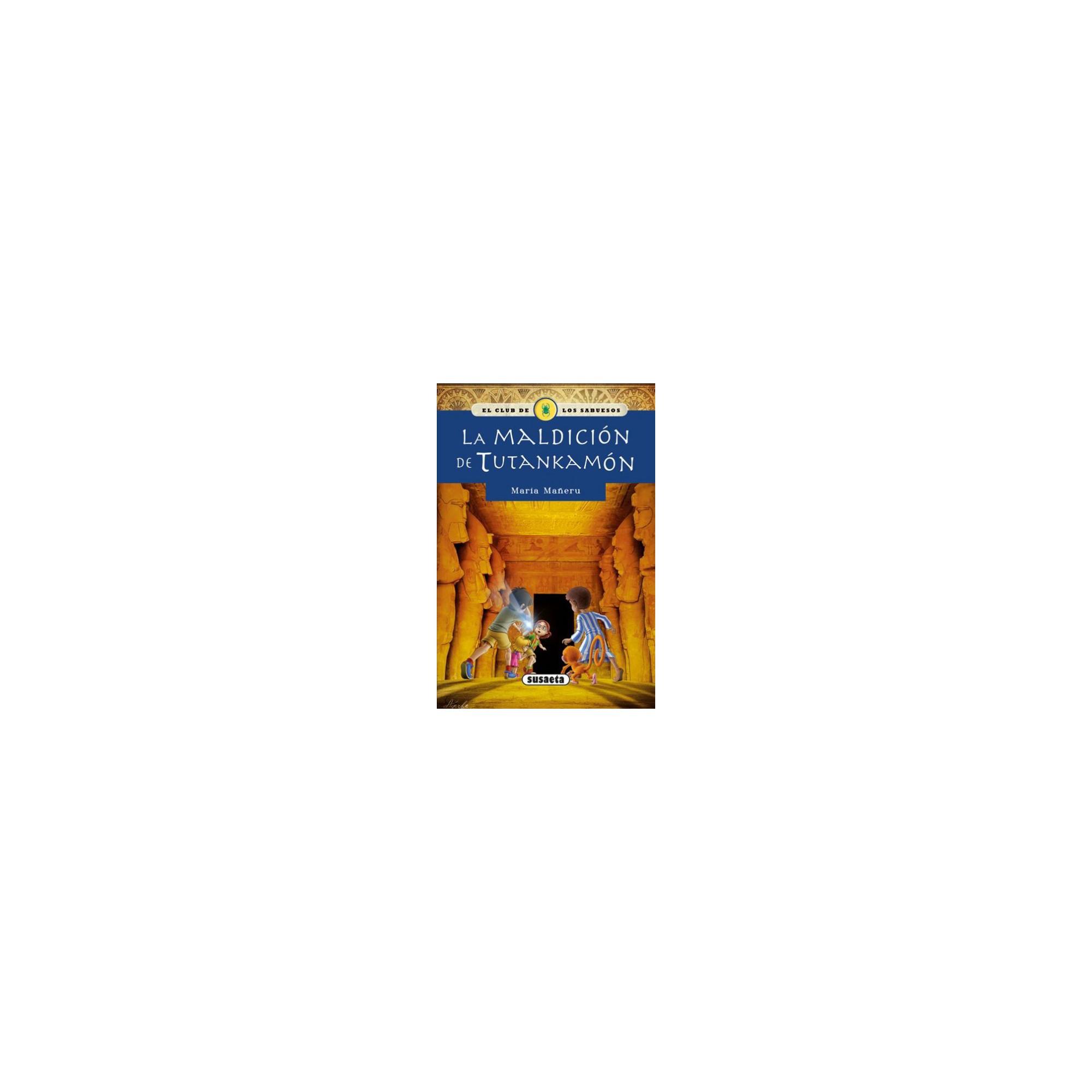 La maldición de Tutankamón/ The curse of Tutankhamen (Paperback)