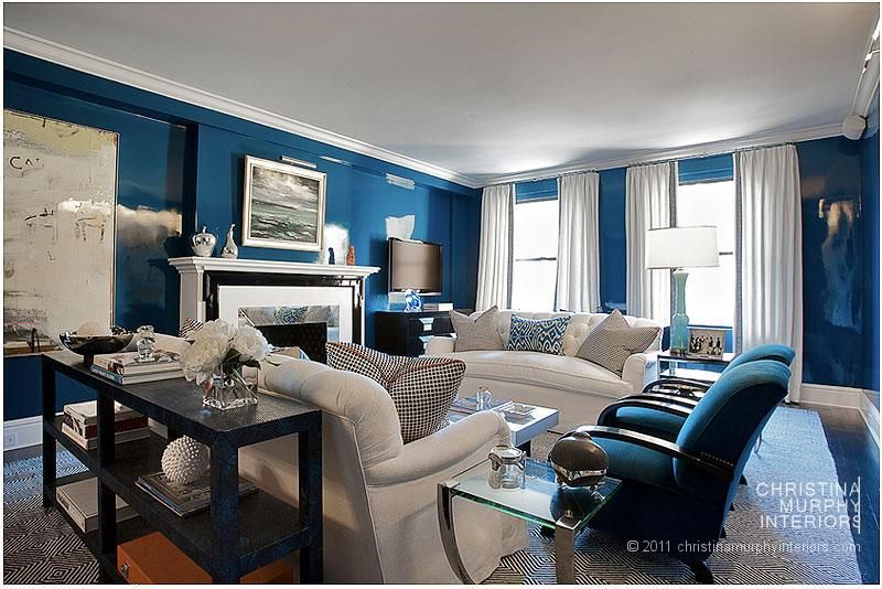 Dreams And Wishes Blue Living Room Decor Blue Furniture Living Room Blue Living Room