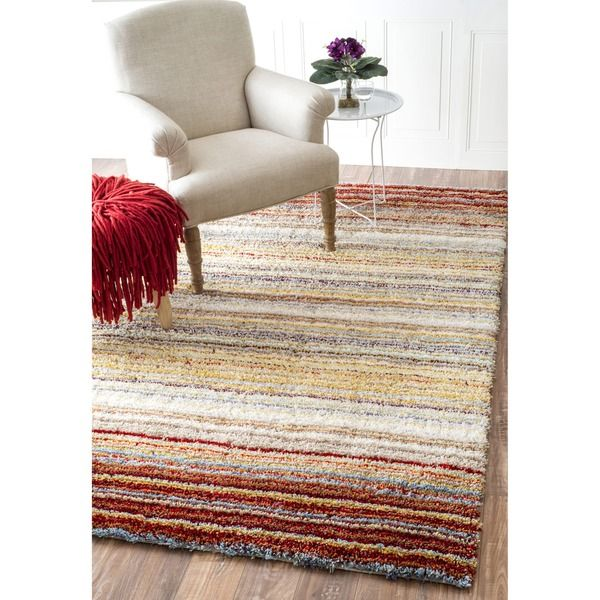 Add Texture And Comfort To Your Bare Floors With This