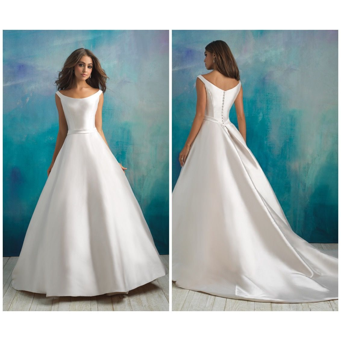 Allure - Size 18 in store | Plus Size Wedding Gowns (All Designers ...