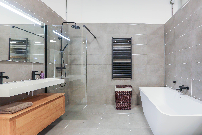 Badkamer Showroom Harderwijk : Weer zo n mooie badkamer opstelling van badkamerwarenhuis