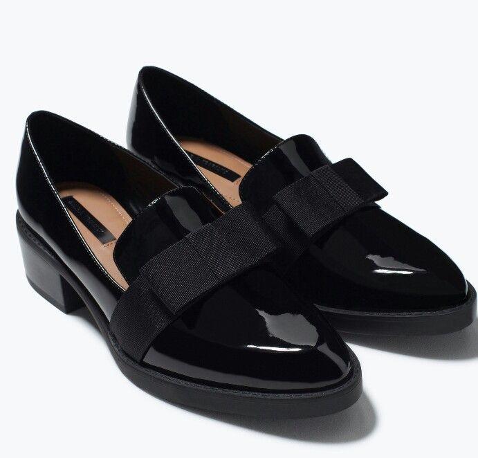 Zapatos negros Find para hombre GGX/ Mujer-Tacón Robusto-Confort / Punta Redonda-Tacones-Oficina y Trabajo / Casual-Sintético-Azul / Rosa / Blanco  ZQ Zapatos de mujer - Tacón Bajo - Comfort / Punta Redonda - Oxfords - Oficina y Trabajo / Vestido / Casual / Fiesta y Noche - Cuero -Negro   pink-us8 / eu39 / uk6 / cn39 cR1Ul6n0tC