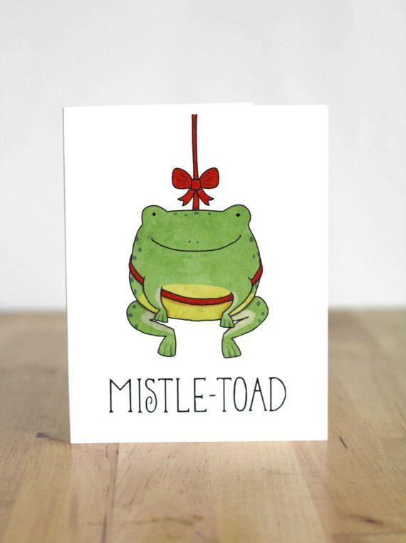 mistle toad mistletoe toad