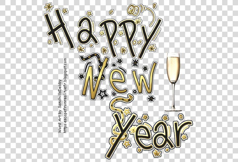 New Year S Day Christmas Happy New Year Png New Year Art Body Jewelry Brand Brass Happy New Year Png Happy New Year Happy New