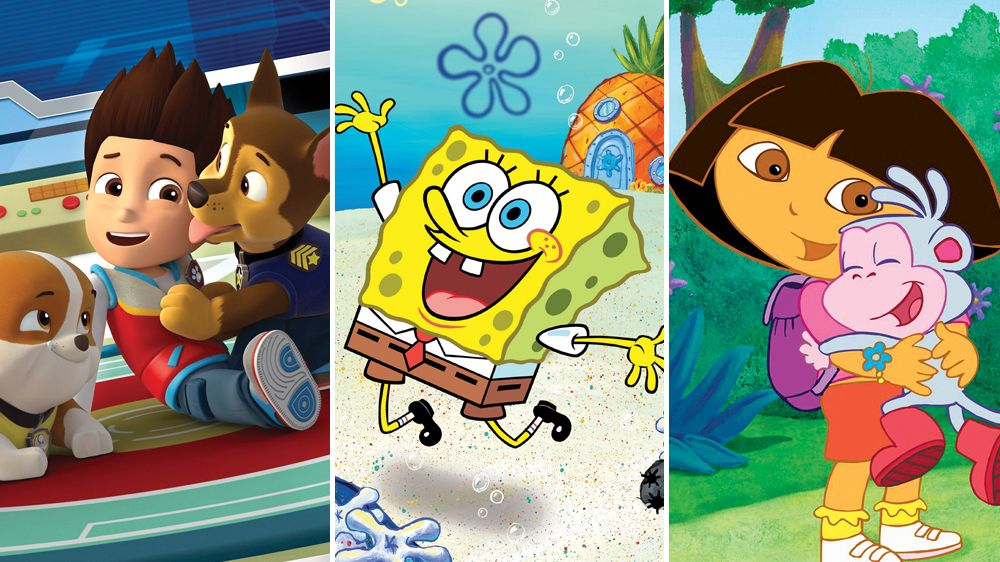 Nickelodeon At 40 Breaking Down The Big Hits From Dora To Spongebob Nickelodeon Nickelodeon Spongebob Nickelodeon Shows