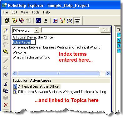 a basic robohelp 8 for word tutorial technical writing