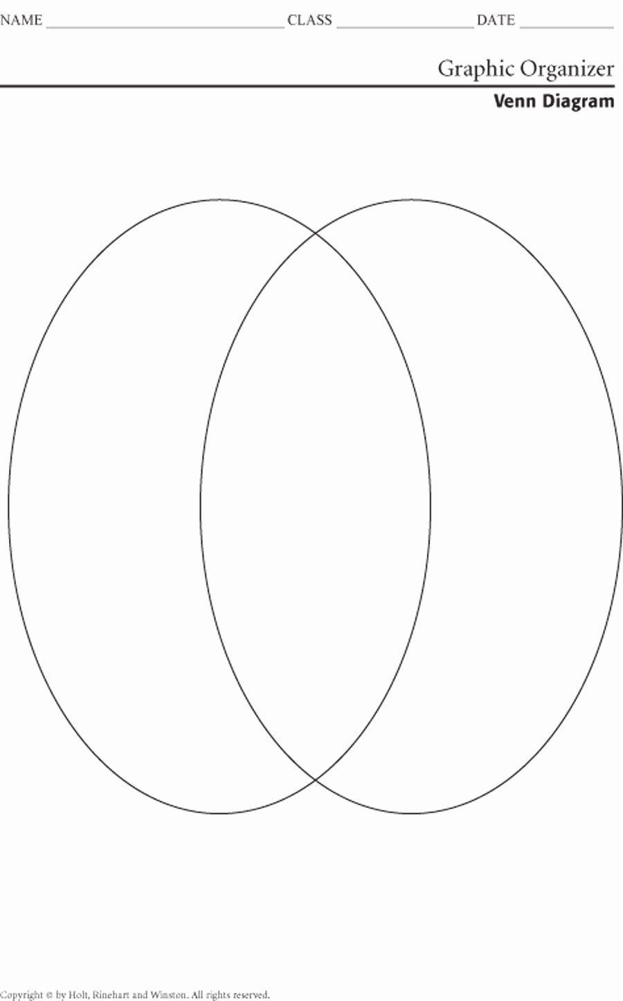 Venn Diagram Template Word New Printable Venn Diagram 2 Circles In 2020 Venn Diagram Template Venn Diagram Printable Venn Diagram