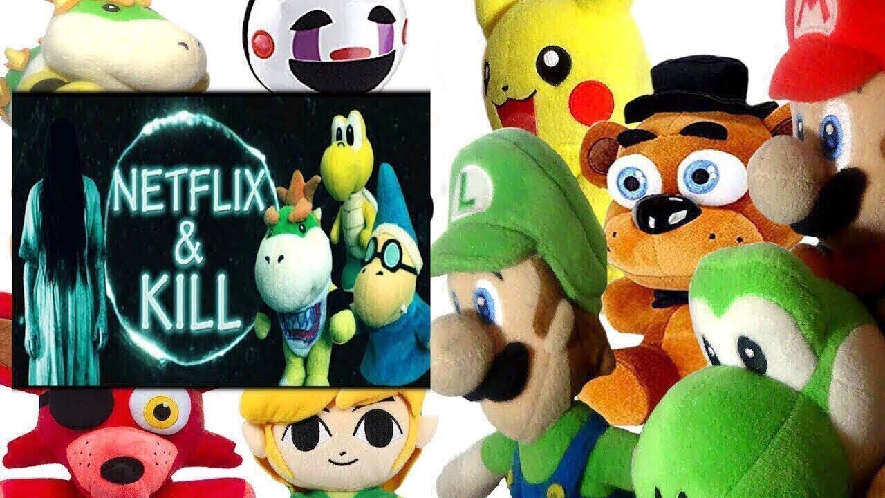 Sml Movie Netflix And Kill Mario And Luigi Reaction Freddy